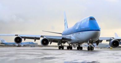 Luchtvaart ontspringt de dans niet